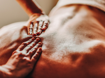 SCC SPA Mens Special massage
