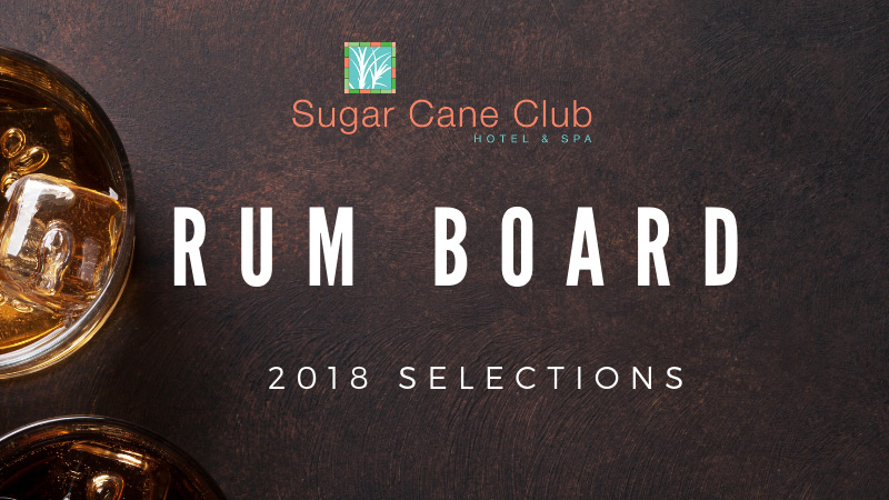 Rum Board Selection 2018